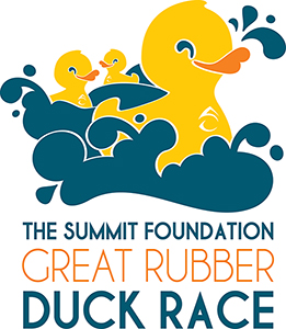 The 28th Annual Great Rubber Duck Race