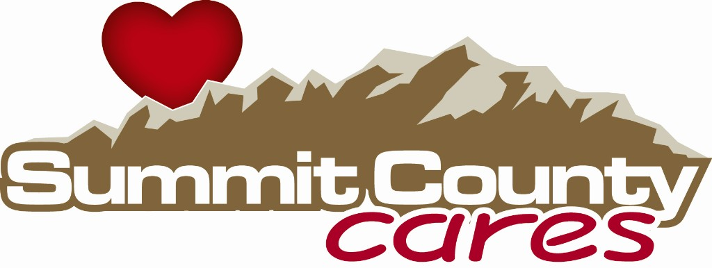 Summit County Cares Logo